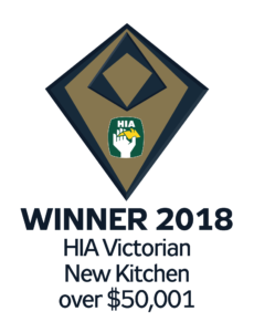 HIA Victorian new kitchen winner
